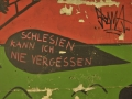 Graffiti: Schlesien kann ich nie vergessen